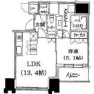 THE ROPPONGI TOKYO CLUB RESIDENCE(ザ六本木東京クラブ レジデンス) / 1221 部屋画像1