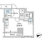 ベルファース芝浦タワー / 1R(28.76㎡) 部屋画像1