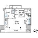 ベルファース芝浦タワー / 1R(30.00㎡) 部屋画像1