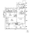 ザ・パークハウス渋谷美竹 / 1807 部屋画像1
