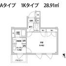コンフォート東麻布 / 1K(28.91㎡) 部屋画像1