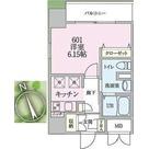 レジス飛鳥山公園 / 1K(23.00㎡) 部屋画像1