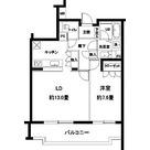 カスタリア参宮橋(旧ニューシティレジデンス参宮橋) / 1LDK(58.95㎡) 部屋画像1