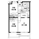 カスタリア参宮橋(旧ニューシティレジデンス参宮橋) / 2LDK(68.33㎡) 部屋画像1