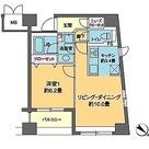 カスタリア茅場町 / 1LDK(45.61㎡) 部屋画像1