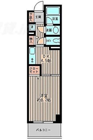 センターステージ / Dタイプ 部屋画像1