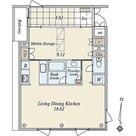 月光町アパートメント / 401 部屋画像1