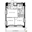 ルーブル大島弐番館 / 2DK(40.89㎡) 部屋画像1