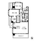 ロイヤルパークス荻窪 / Aタイプ(90.68㎡) 部屋画像1
