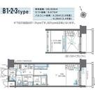 ZOOM芝浦 / Bタイプ 部屋画像1