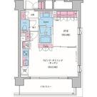 クレヴィアリグゼ品川シーサイド / 1LDK(40.01㎡) 部屋画像1
