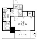 プレール・ドゥーク浅草橋 / 1K(25.95㎡) 部屋画像1