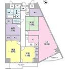 グランドメゾン三軒茶屋 / 3SLDK(91.35㎡) 部屋画像1