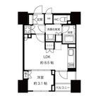 プレミスト渋谷宮益坂 / 1004 部屋画像1