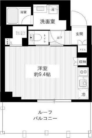 MAXIV平和台 / Fタイプ(25.94㎡) 部屋画像1