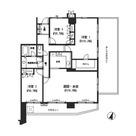 クラッサ目黒かむろ坂 / 704 部屋画像1