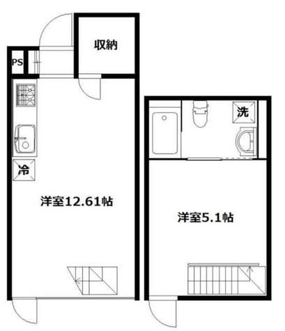ハウスHM / C 部屋画像1