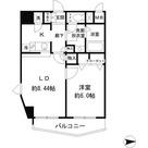 レジディア新中野 / 1LDK(40.71㎡) 部屋画像1