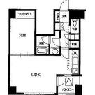 HF高輪レジデンス(旧:シングルレジデンス高輪) / 1LDK(43.11㎡) 部屋画像1