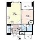 エスティメゾン五反田(旧スペーシア五反田) / 1LDK(43.84㎡) 部屋画像1