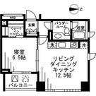 プライムアーバン四谷外苑東 / 1LDK(44.59㎡) 部屋画像1