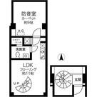 ホワイトゴールド祐天寺 / 1LDK(41.94㎡) 部屋画像1
