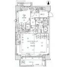 パークハウス麻布十番アーバンス / 301 部屋画像1