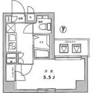 ル・リオン両国 / 1K(20.08㎡) 部屋画像1
