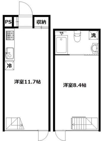 ハウスHM / 2階 部屋画像1