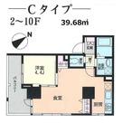 フォンテーヌ美和 / 1001 部屋画像1
