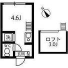 ラプレ下丸子 / 1R(10.01㎡) 部屋画像1