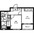 ラクラス田原町(旧カースク田原町駅前) / 1DK(33.82㎡) 部屋画像1