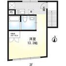 LUMIERE南品川B / 1K(33.58㎡) 部屋画像1