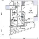 リヴシティ王子神谷 / 1K(25.48㎡) 部屋画像1