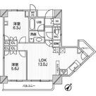 新中野 1分マンション / 2LDK(58.46㎡) 部屋画像1