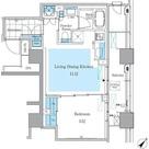 パークアクシス月島マチュアスタイル / 1LDK(40.05㎡) 部屋画像1