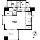 THEパームス代々木三丁目 / 1R(28.84㎡) 部屋画像1