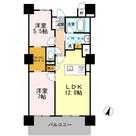 ロイヤルパークスERささしま / S-2LDK(61.17㎡) 部屋画像1
