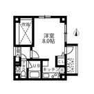 アリカ錦糸町PRESSO / 1K(25.12㎡) 部屋画像1