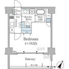 元麻布レジデンス / 1K(31.17㎡) 部屋画像1