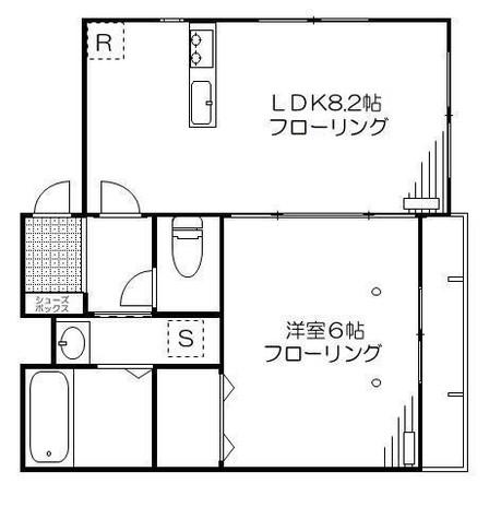 インディコーポラスⅡ / 2階 部屋画像1