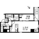 アリカ向島 / 1LDK(40.26㎡) 部屋画像1
