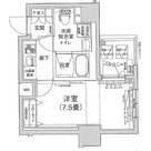 ルフレ赤羽サウス / 1K(26.44㎡) 部屋画像1