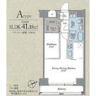Log浅草 / Aタイプ(41.18㎡) 部屋画像1