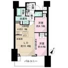 ザ・パークハウス赤坂レジデンス / 1103 部屋画像1