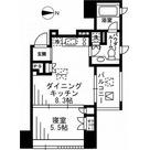 プライムアーバン四谷外苑東 / 1LDK(33.43㎡) 部屋画像1