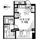 プライムアーバン四谷外苑東 / ワンルーム(26.99㎡) 部屋画像1
