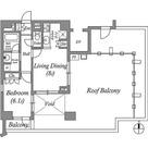ベルファース神楽坂 / 1LDK(42.80㎡) 部屋画像1