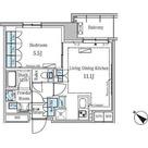 パークアクシス東日本橋ステーションゲート / 1LDK(41.65㎡) 部屋画像1