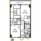 シャトーエスポワール国分寺 / 2DK(48.40㎡) 部屋画像1